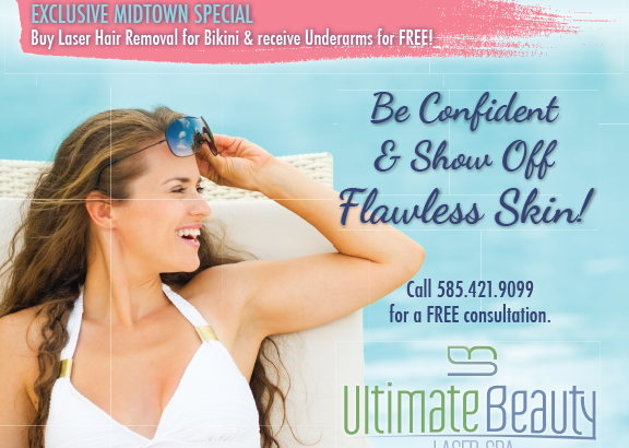 Ultimate Beauty Laser Spa