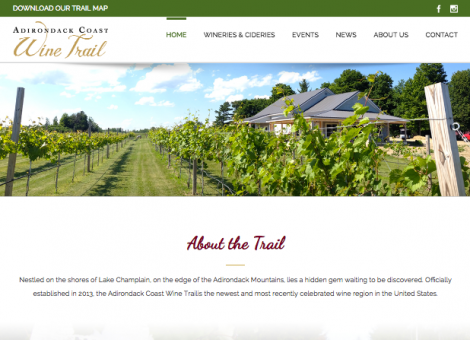 Adirondack Coast Wine Trail